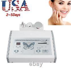 1MHZ Ultrasonic Anti Aging Beauty Facial body Skin Spa Salon Machine US Shipping
