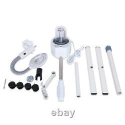 2 in1 5X Magnifying Lamp Facial Steamer Sprayer Vapor Beauty Salon Spa Skin US