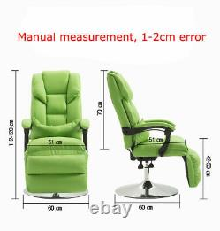 360 Rotating Green Air Pressure Facial Bed Spa Table Salon Chair Beauty Home New