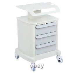 3 Layers Trolley Cart For Cavitation IPL Beauty Machine Storage SPA Salon Beauty
