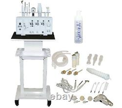 5 in 1 Facial Machine High Frequency Brush Galvanic Beauty Spa Salon Equipment