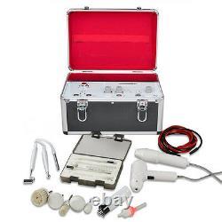 5in1 High Frequency Vacuum Spray Beauty Facial Skin Spa Salon Beauty Machine