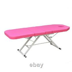71 Portable Tattoo Parlor Spa Salon Facial Bed Beauty Massage Table Chair Pink