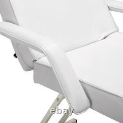 72'' Beauty Bed Salon SPA Facial Tattoo Chair Adjustable Massage Table 0015W