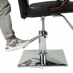 Adjustable Hydraulic Barber Chair Hair Beauty Salon Styling Chair SPA Equipment
