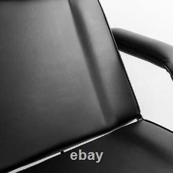 Adjustable Salon SPA Black Massage Bed Tattoo Chair Facial Table Beauty Pillow