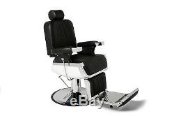 All Purpose Recline Hydraulic Barber Chair Heavy Duty Salon Spa Beauty Equipment