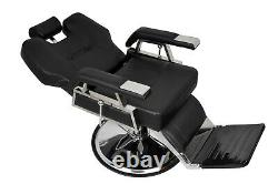 Barber Chair Hydraulic Classic All Purpose Hair Salon Recline Beauty Spa Styling