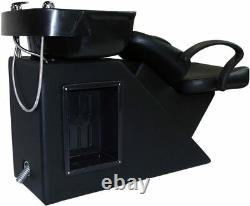 Beauty Barber Backwash Salon Chair Shampoo Sink Station Reclining Spa Furniture