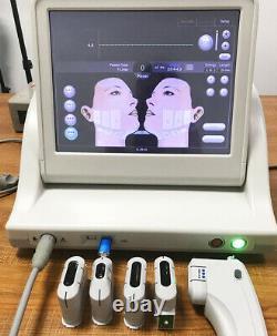 Beauty Salon Equipment hifu facial machine anti wrinkle skin tightening spa