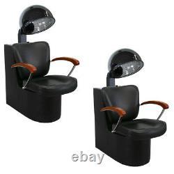 Beauty Salon Spa Equipment Dryer & Dryer Chair Package 2 x DC-10 & HD-64983