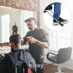 BestSalon Black Classic Hydraulic Barber Chair Salon Spa Beauty Equipment 5W