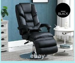 Black /Green Massage Facial Table Bed Chair Barber Beauty Spa Salon Equipment