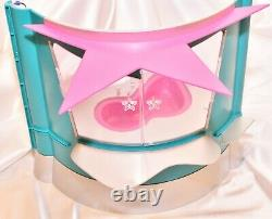 Bratz 2002 Stylin Salon'N' Spa Playset Beauty LOT Accessories Shoes Outfit