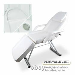 Chair Salon Adjustable Spa Tattoo Barber Facial Massage Bed Beauty Table