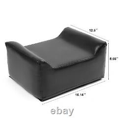 Child Booster Seat Cushion Barber Chair Beauty Salon Spa Equipment Styling Black