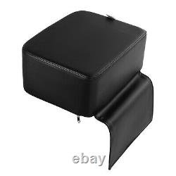 Child Booster Seat Cushion Barber Styling Chair Beauty Salon Spa Equipment Black