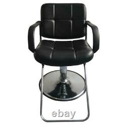 Classic Hydraulic Barber Chair Beauty Salon Spa Hair Styling Station Universal