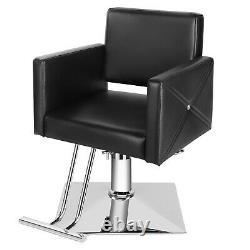 Classic Hydraulic Barber Chair Ladies Hair Spa Salon Styling Beauty Equipment