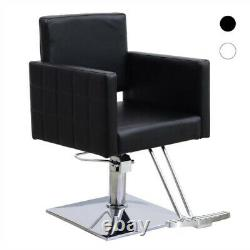 Classic Hydraulic Barber Chair Salon Beauty Spa Styling Equipment Black New 8821