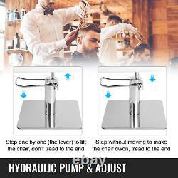 Classic Hydraulic Barber Chair Salon Hair Styling Shampoo Beauty Spa Equipment