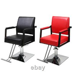Classic Hydraulic Barber Chair Styling Salon Hair Beauty Spa Shampoo Equipment