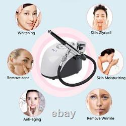 Digital Facial Spa Steamer Spa Steam Sprayer Salon Beauty Skin Care Spa Machine