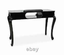 FIONA Manicure Nail Table Drawer Station Desk Spa Beauty Salon Equipment New