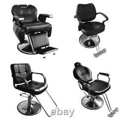 Fashion Hydraulic Barber Chair Hair Beauty Salon Spa Shampoo Beauty Equipment