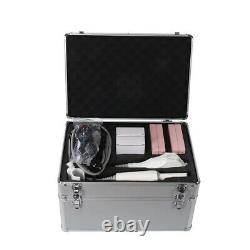 HIFU vaginal tightening machine face lifting salon beauty SPA equipment 2 in 1