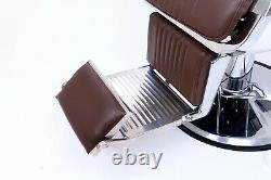 Heavy Duty All Purpose Barber Chair Recline Hydraulic Salon Spa Beauty Equipment