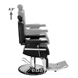 Heavy Duty Stylist Barber Recline Chair Salon Spa Beauty All Purpose Equipment