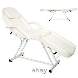 Hot Sale 73 Tattoo Spa Salon Facial Bed Beauty Massage Table Chair White