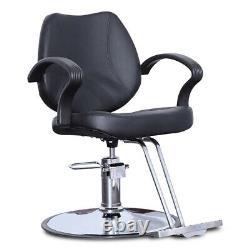 Hydraulic Barber Chair Beauty Spa Salon Tattoo Shampoo Hair Styling Equipment
