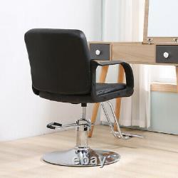 Hydraulic Barber Chair Salon Styling Shampoo Beauty Spa Work Station Black New