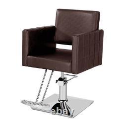 Hydraulic Barber Chair for Hair Salon Heavy Duty Upgraded Spa Beauty Equipment