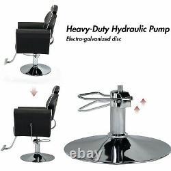 Hydraulic Barber Salon Chair Recline Hair Styling Salon Beauty Spa Equipment