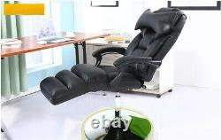 New Black Office Bed Chair Tattoo Massage Facial Table Barber Beauty Spa Salon