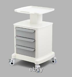 New Mobile Beauty Spa Salon Medical Trolley Cart with Drawers Portable Tool Cart
