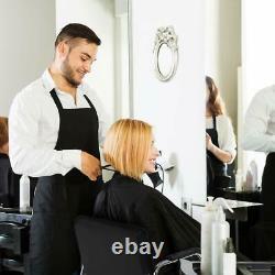 New Modern Fashion Auto Recline Black Shampoo Chair Barber Spa Beauty Salon