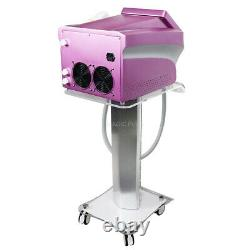 Painless Fast Permanent Beauty SPA Salon Diode Laser Hair Removal Machine 808nm