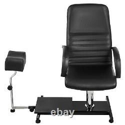 Pedicure Unit Station Hydraulic Chair & Massage Foot Spa Beauty Salon Equipment