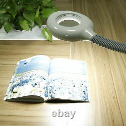 Pro 2 In 1 Facial Steamer Magnifying Lamp Hot Ozone Machine Spa Salon Beauty