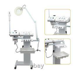 Professional 11 in 1 Facial Machine Steamer Skin Care Spa Beauty Salon Equipment