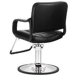Professional Hydraulic Barber Chair Salon Styling Shampoo Beauty Spa Equipment