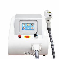Q Switch ND YAG LASER Tattoo Removal Eyebrow Removal Beauty Spa Salon Machine