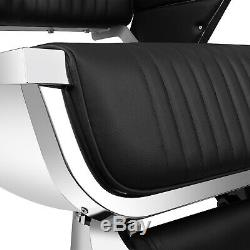 Recline All Purpose Hydraulic Barber Chair Salon Spa Beauty Equipment Heavy Duty