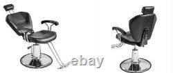 Recline Hydraulic Styling Chair Adjustable BarbeSalon Spa Equipment Beauty Hair