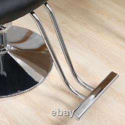 Reclining Hydraulic Barber Chair Salon Hair Work Station Beauty Spa Equipment US