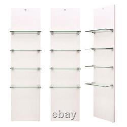Retail Display Shelf Beauty Salon Spa Retail Product Display Shelf VINA 3 Pack
